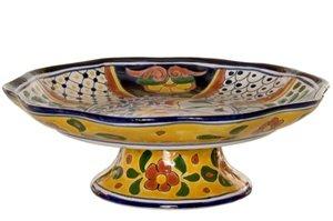 Talavera Fruit Bowl - 11.75