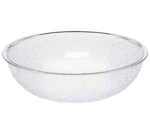 Cambro (PSB12176) 5-4/5 qt Camwear Round Pebbled Bowl [Case of 12]