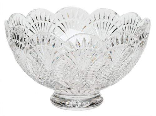 Waterford Crystal Seahorse 10-Inch Bowl