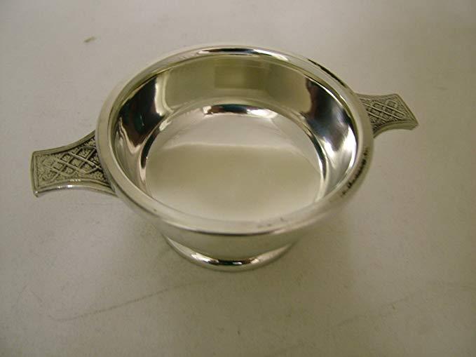 Alchemy Gothic-Celtic Quaich Bowl Size Medium