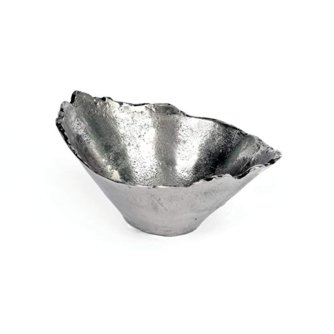 Star Home Artisan Cone-Shaped Nut Bowl