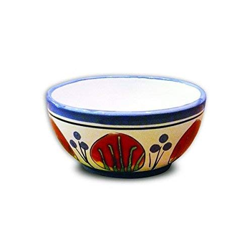 Hand Painted Allegria Large Salad Bowl - Handmade in Italy