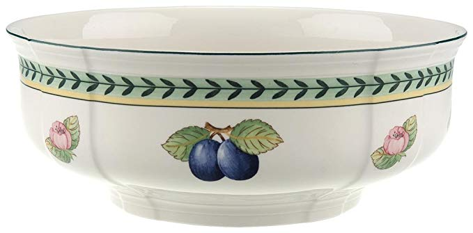 Villeroy & Boch French Garden Fleurence 9-3/4-Inch Round Vegetable Bowl