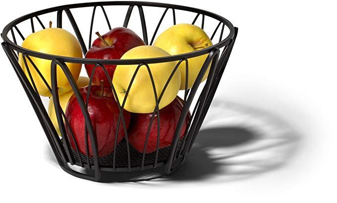 Twist Fruit Basket